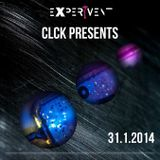 CLCK presents @ Experiment club, Liberec, 31.1.2014
