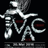 20.05.16 Velvet Acid Christ Aftershowparty @ Das Bett Frankfurt