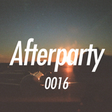 The Afterparty 016 // September 11, 2016.