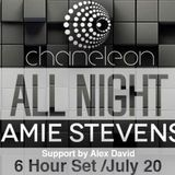 "Jamie Stevens DJ Set Part 1 ""Chameleon All Night"""
