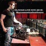 Olivain@[Techno]Nr.70 Live NYE 2018 at MuccassassinaGentlmen