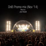 DnB promo mix (Nov '14)