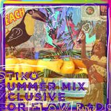 Summer mix - Exclusive for Flow Radio