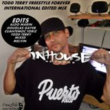 MELVIN TODD TERRY FREESTYLE FOREVER INTERNATIONAL EDITED MIX 2015