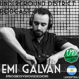 Underground District 016 Special Guest Emi Galvan (Argentina)