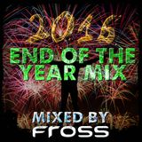 2016 End of the year mix