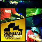 L PLUS 18-04-2014 @ DRUM&BASS ARENA live from SPY club, Partizanske, Slovakia