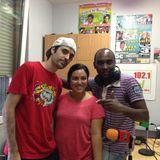 19-07-2013 - Entrevista a Nacidos de la Tierra en Bloque Musical 102 de TropicalFM (Madrid - España)