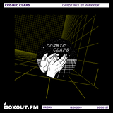 Cosmic Claps 022 - Guest Mix by Warrier [18-01-2019]