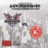 DJ Flash & J Hillis-Dipset VS G-Unit