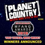 #234 - MFANG Winners Announced