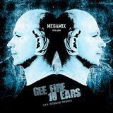 GEE FIRE 10 EARS MEGAMIX 1999-2009: 10 Ears Hardcore B.Side (180-600 BPM) (2009)