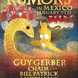 Chaim - Live @ Rumors, The BPM Festival, Canibal Royal, México (09.01.2015)