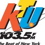 103.5FM-KTU's Weekend Kickoff MiniMix - 04/29/16