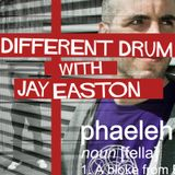 Different Drum with Jay Easton #34 - Phaeleh Interview