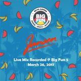 Jansen Brown - Live at Big Fun #5 - Mar 26 2017