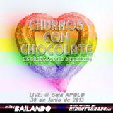 Estoy Bailando LIVE! - Churros con Chocolate: El Orgullo Más Churrero (30/06/2013 - Sala Apolo)