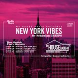 Sebastian Creeps aka Gil G - New York Vibes Radio Show on MyHouseRadio.fm NYC EP029