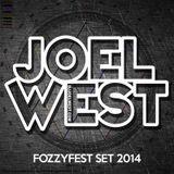Joel West FozzyFest Set 2014