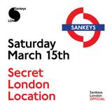 Darius Syrossian  - Live At Sankeys London Launch Night, Studio 338 (London) - 15-Mar-2014