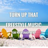 Turn up that Freestyle Music Mix 209 - DJ Carlos C4 Ramos