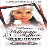 SUPREME FM's VALENTINES AFFAIR
