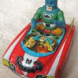 bulletproof instro party presents/ the batman  adventures