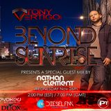Beyond Sunrise radio...Cx with Nathan Clement (DeTox live show)