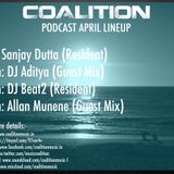 Coalition 1316- Mixed by DJ UV