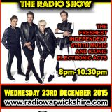 RW055 - THE JOHNNY NORMAL CHRISTMAS SYNTHY RADIO SHOW - 23RD DECEMBER 2015 - RADIO WARWICKSHIRE