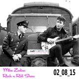 Mike Zodiac Rock'n'Roll Show 02_08_15