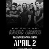 WCR247 2017 Rawk Dawg Rockshow Interview with Beyond Oblivion