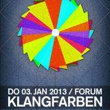 Minitäry (Live) - Klangfarben 03.01.13