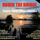 Under The Bridge 2 - Trance Classics Party @ Club Organza 5 apr 2014 - DJ J.O.S. & DJ Toyax BTB