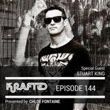 Stuart King - Krafted Radio - February 2018