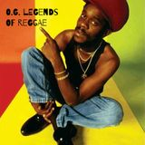 O.G. Legends Of Reggae Mixtape