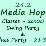 Media Hop Party, February 24th 2018, by DJ Hummus