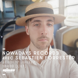 Inspired by RER C ◘ RINSE France 12/07/2018 (w/ Nowadays Records)