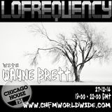 Wayne Brett's Lofrequency Show on Chicago House FM 27-12-14
