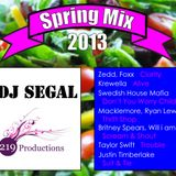 Spring Mix 2013 | DJ Segal | 219 Productions