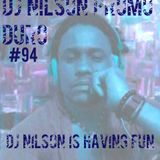 DJ NILSON PROMO DURO PROMO #94 DJ NILSON IS HAVING FUN