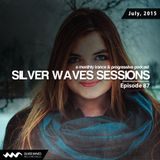 Silver Waves Sessions 087 with Tanya Baltunova Presents Openhearted (July, 2015)