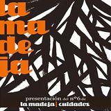 Presentación revista La Madeja (nº Cuidados) 22/04/2016 Murcia