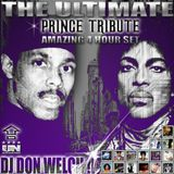 The Ultimate Purple Tribute To Prince ★★ 4 Hour Session By DJ Don Welch ★ •*¨*•.¸¸ ♥♪•*¨*•.¸¸★