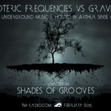 Arthur Sense - Esoteric Frequencies #041: Shades of Grooves [February 2015] on tm-radio.com