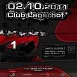 Carsten Rechenberger vs Albert Schweitzer @ Together on Decks 2 - Lagerhof Leipzig - 02.10.2011-Pt.1