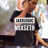 Jaxxlogic - Mixset : 8 EDM 15.03.2018