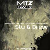 "MTZ Records presents ""Stu & Brew Podcast March 2018"""