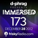 d-phrag - Immersed 173 (December 28,2012)
