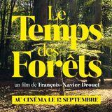 """20181004 Interview de  François Xavier Drouet réalisateur du film """"Le Temps;des_Forets"""